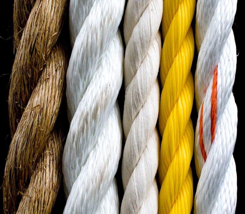 Get Different Types of Rope