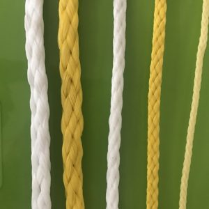 Polyethylene Hollow Braid Rope