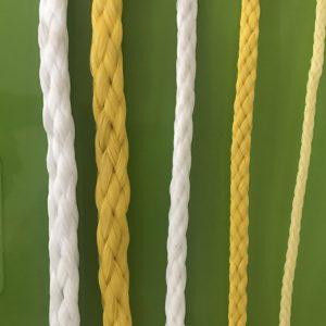 Polyethylene Hollow Braid Rope